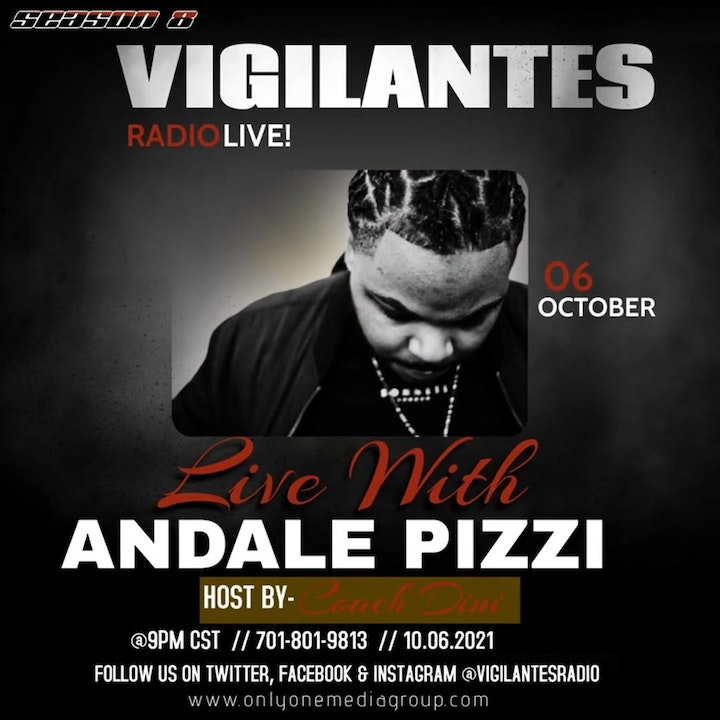 The Andale Pizzi Interview.