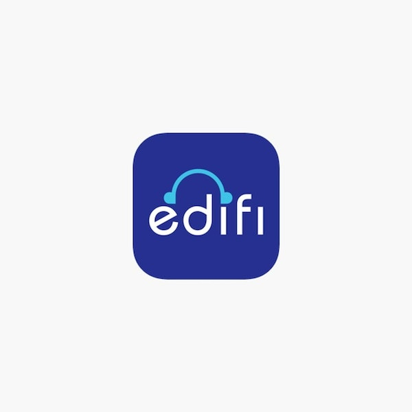 Edifi Christian Podcast App Book Giveaway Image