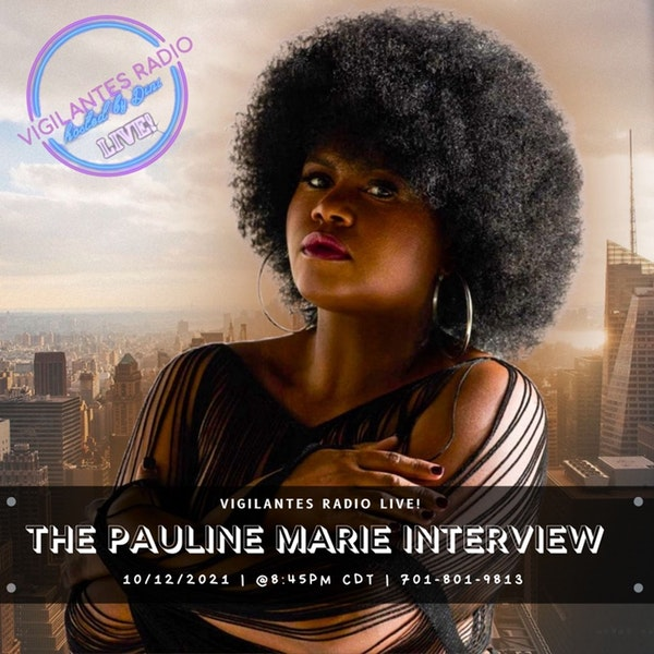 The Pauline Marie Interview. Image