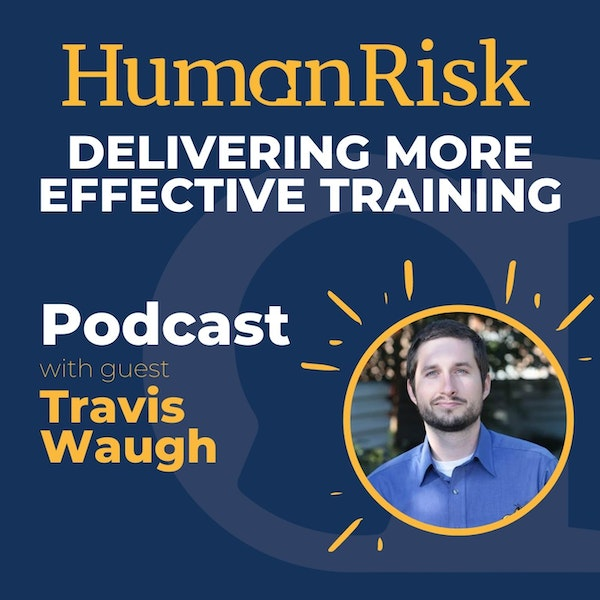 Travis Waugh on delivering more effective training