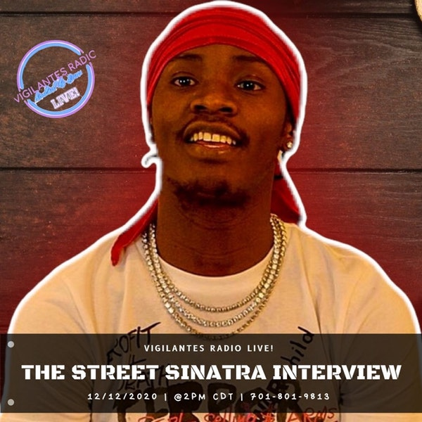 The Street Sinatra Interview. Image
