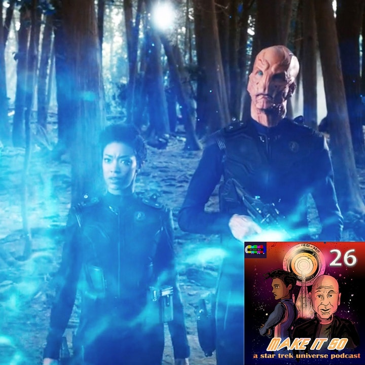 26. Star Trek: Discovery 1x08 - Si Vis Pacem, Para Bellum