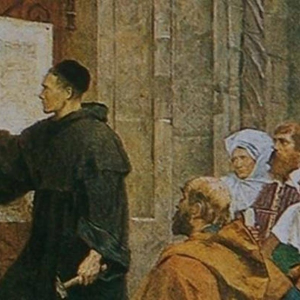 A Post Christian Reformation Image