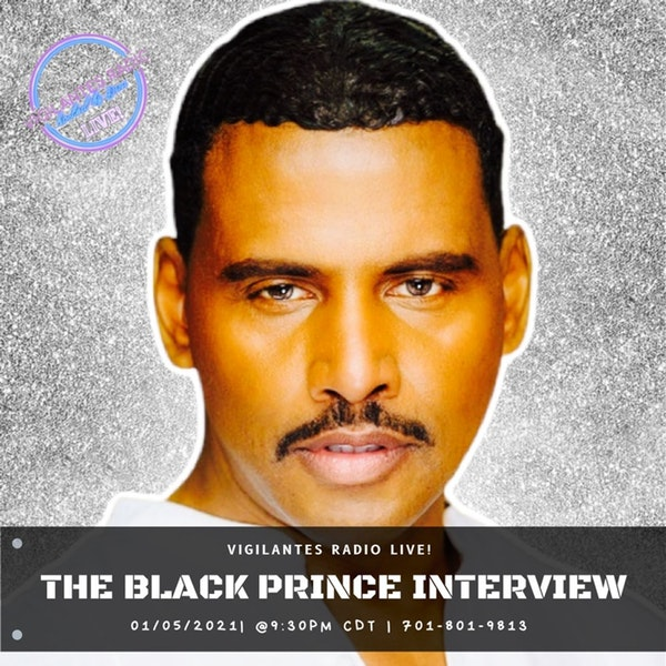 The Black Prince Interview. Image