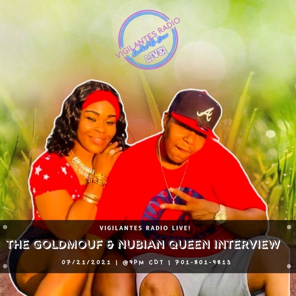 The Goldmouf x Nubian Queen Interview. Image