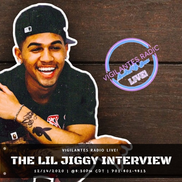 The Lil Jiggy Interview. Image