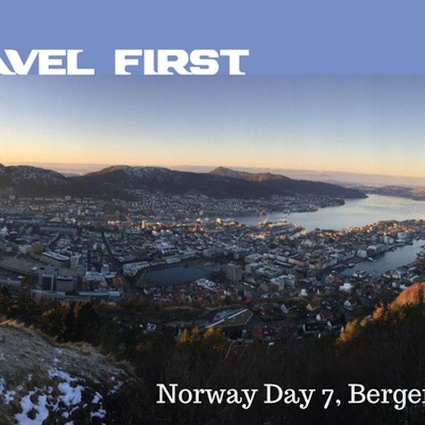 52: Norway Day 7 - Bergen Day 2