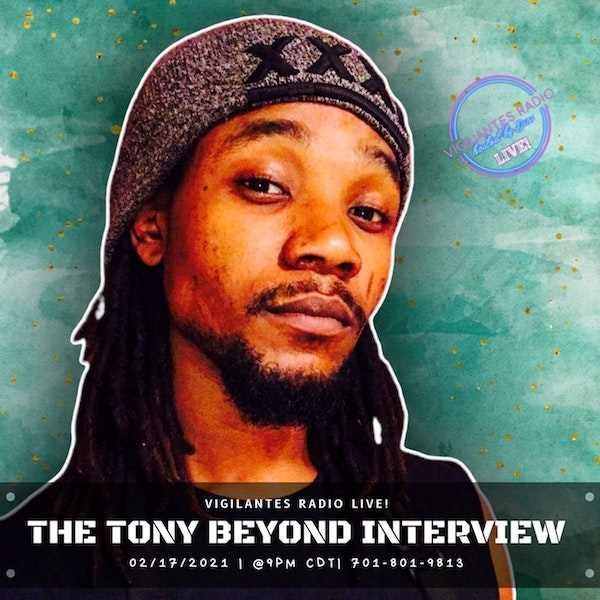 The Tony Beyond Interview. Image