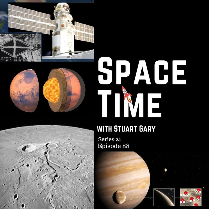 Episode image for High Drama Aboard the International Space Station