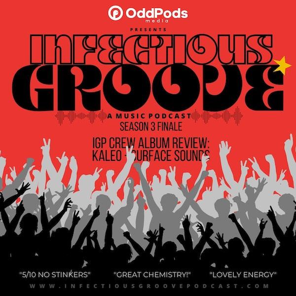 IGP Crew Album Review: KALEO - Surface Sounds Image