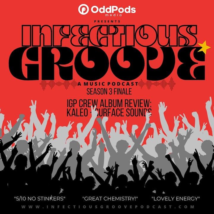 IGP Crew Album Review: KALEO - Surface Sounds