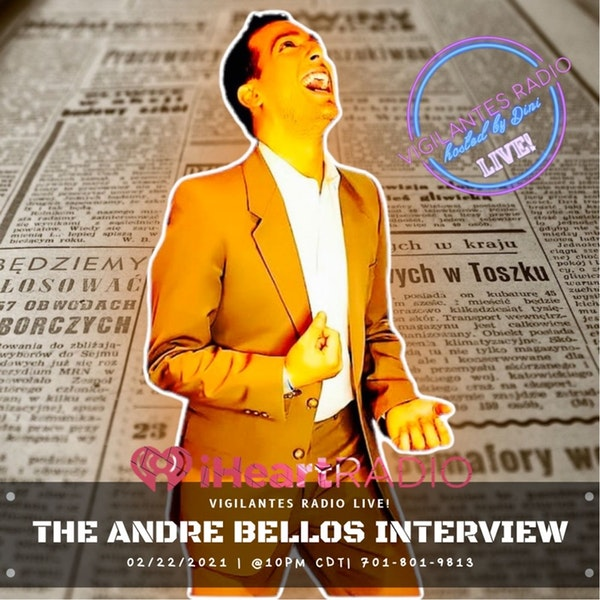 The Andre Bellos Interview. Image