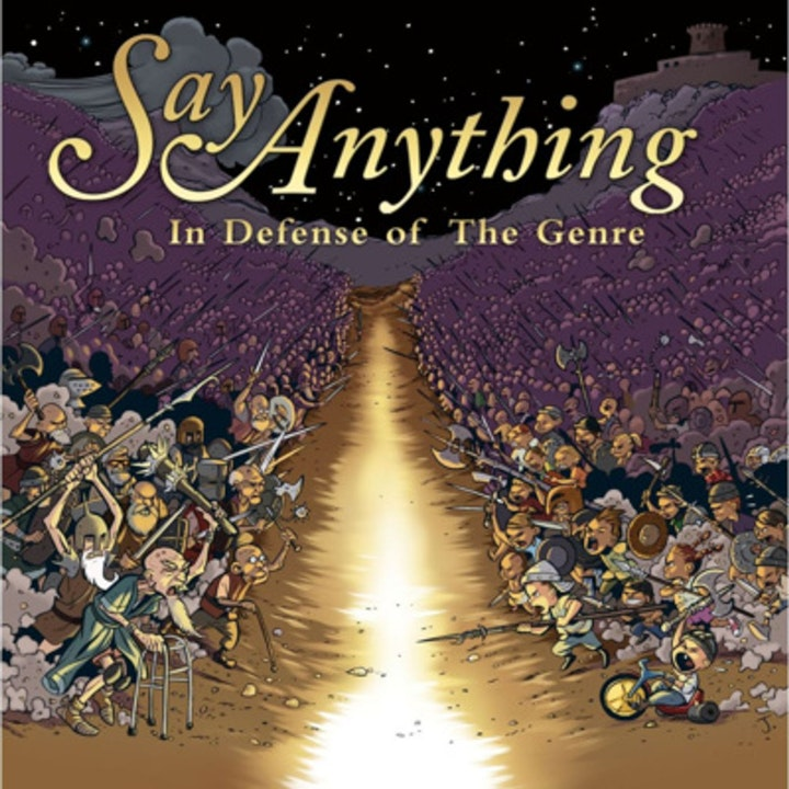 In Defense of the Genre: Say Anything with Kaley Roberts
