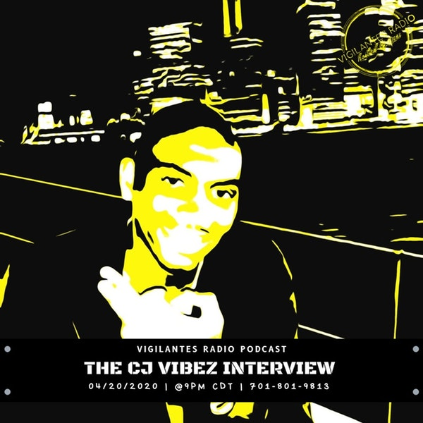 The CJ Vibez Interview. Image
