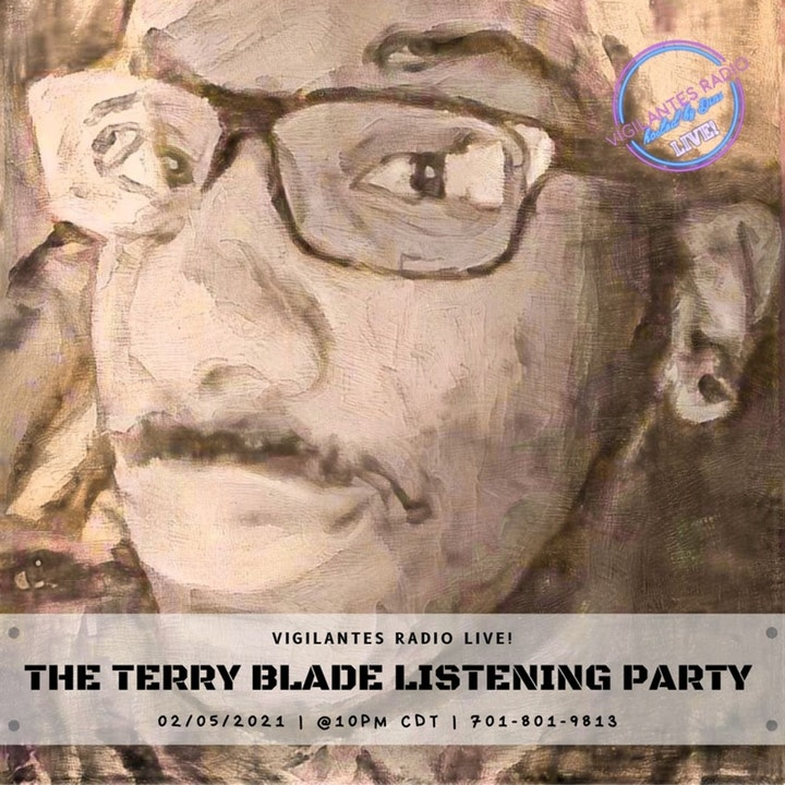 The Terry Blade Listening Party.