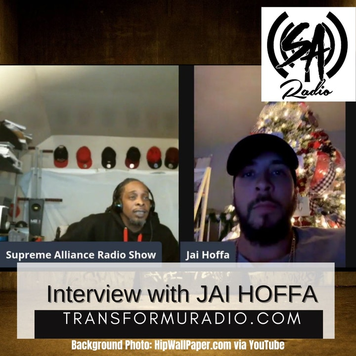 Episode image for Music Interview with Hip Hop artist Jai Hoffa