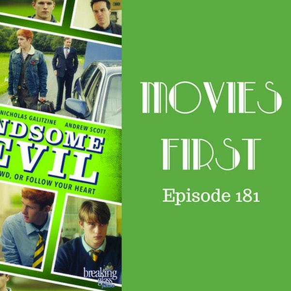 183: Handsome Devil - Movies First with Alex First Episode 181