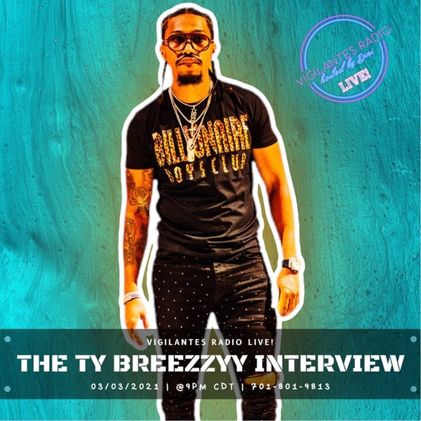 The Ty Breezzyy Interview. Image