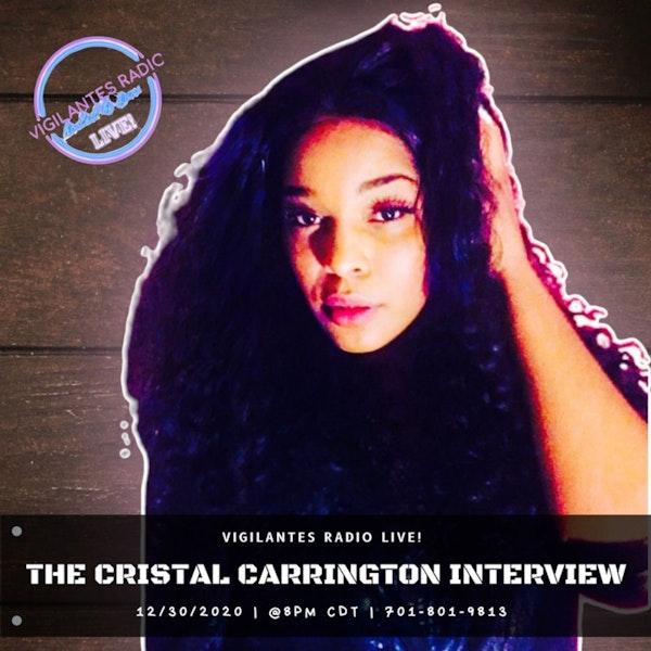 The Cristal Carrington Interview. Image