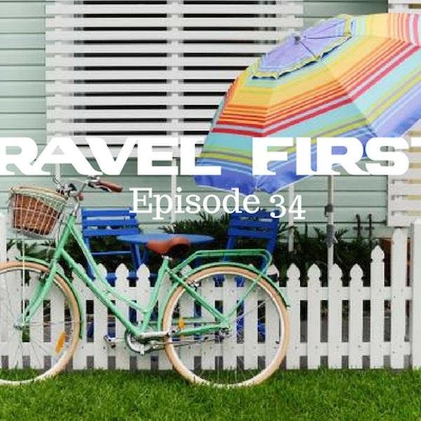 35: La Costa Motel, Coolangatta, Qld Australia - Travel First with Alex First & Chris Coleman Episode 34