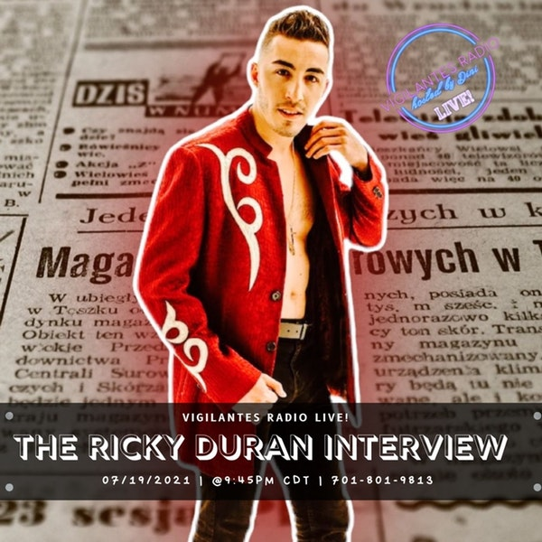 The Ricky Duran Interview. Image