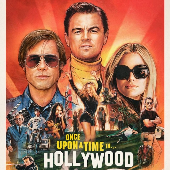 Quentin Tarantino's Once Upon A Time In Hollywood Official Soundtrack with Tony Black