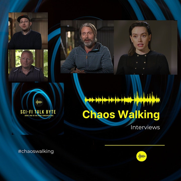 Episode image for Byte Chaos Walking