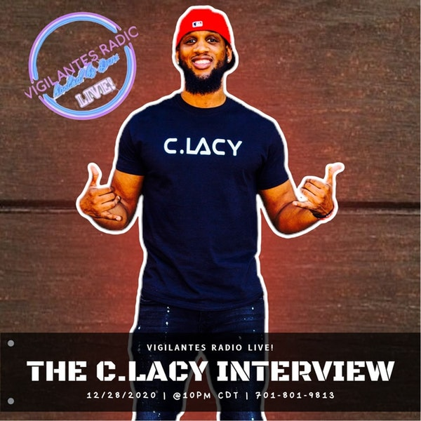 The C.Lacy Interview. Image