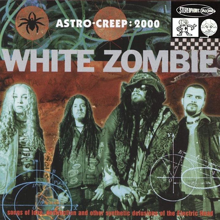 Astro Creep 2000: White Zombie with Colin from WeDigMusic