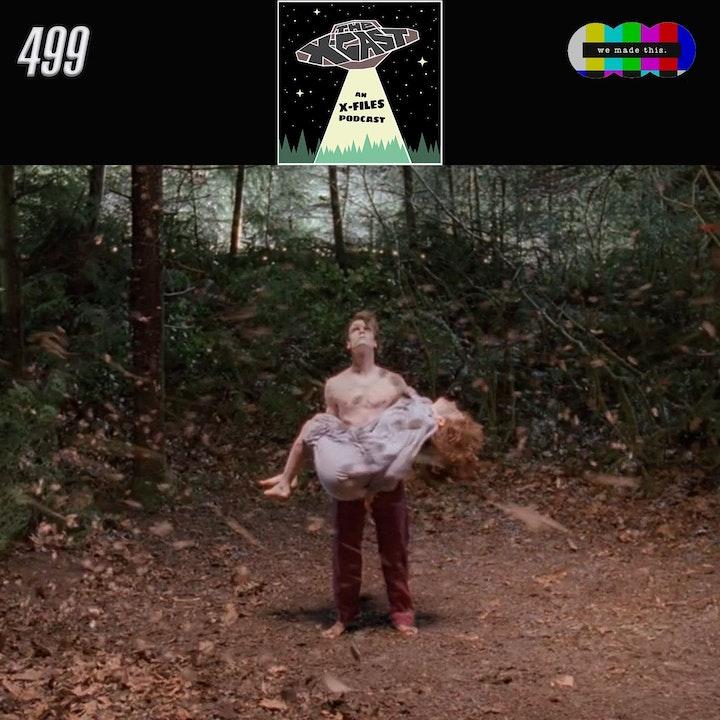499. Patreon X-Clusive Sneak Peek: 'Pilot' Commentary Track