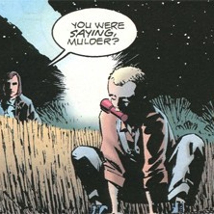 271. Interview: Stefan Petrucha on The X-Files Topps Comics