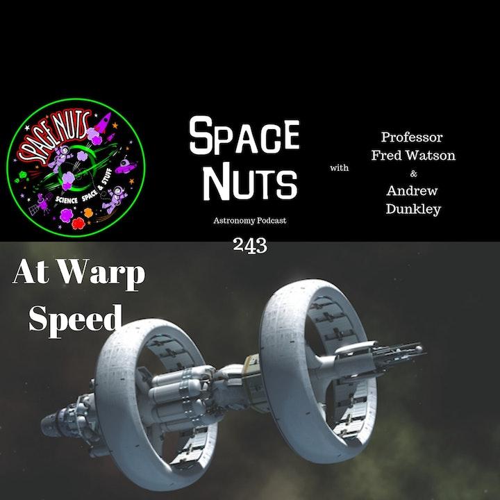 Episode image for At Warp Speed