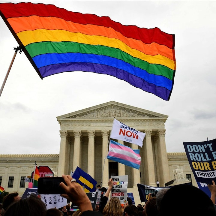 Supreme Court Rules Federal Law Protects LGBTQ Workers From Sex Discrimination