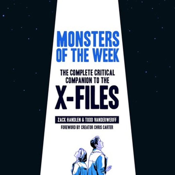 299. Interview: Zack Handlen & Todd Van Der Werff (Monsters of the Week)