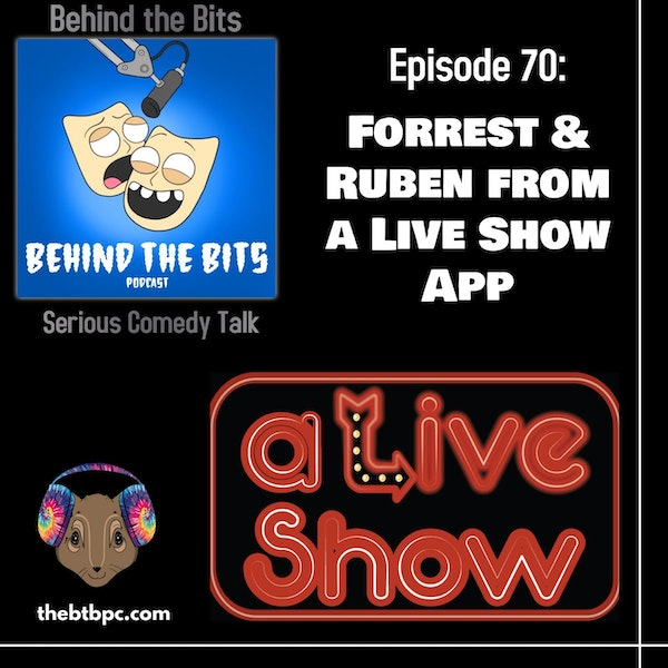 Episode 70: Alive Show App with Ruben Cagnie & Forrest Haigh Image