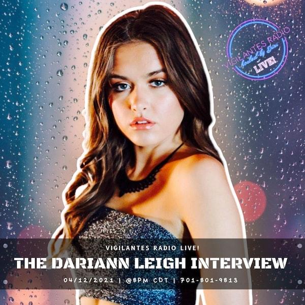 The Dariann Leigh Interview. Image