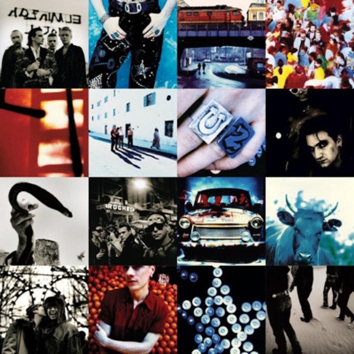 Achtung Baby: U2 with Kurt North