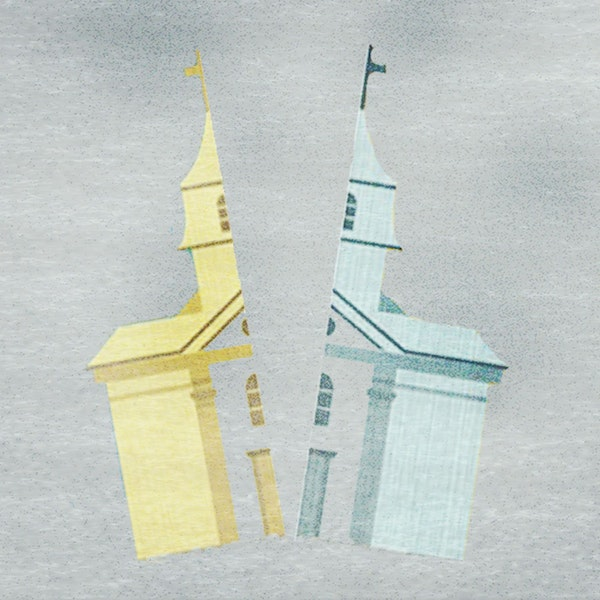 Christian Churches Mirror Country's Political Division Image