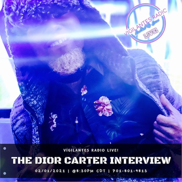 The Dior Carter Interview. Image