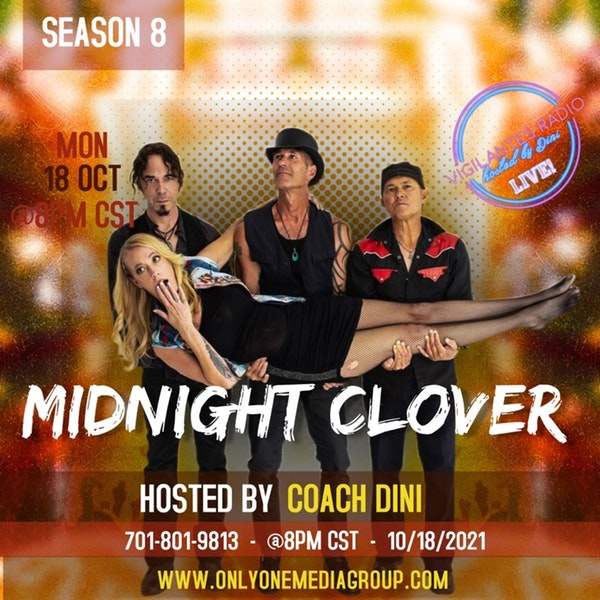 The Midnight Clover Interview. Image