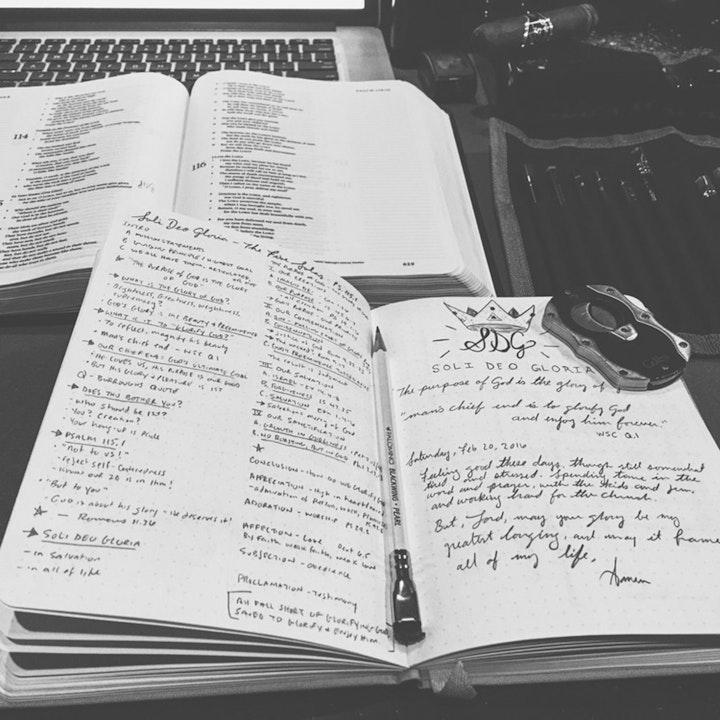Sermon Prep: 3 Important Phrases in Romans 6