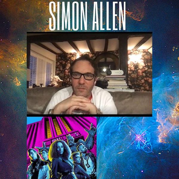 Simon Allen The Watch Image
