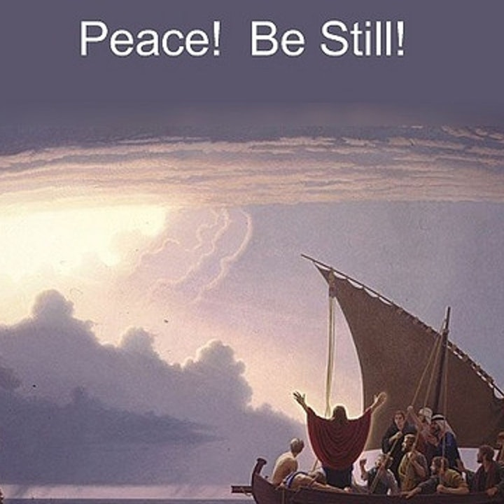 Jesus and the Storms of Life: Good or Bad Biblical Interpretation?