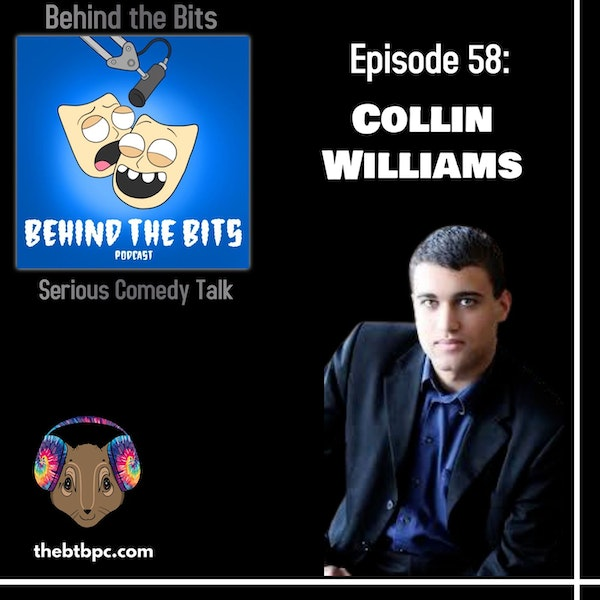 Episode 58: Collin Williams WSG: Chris Klemmer from Quantum Week Podcast Image