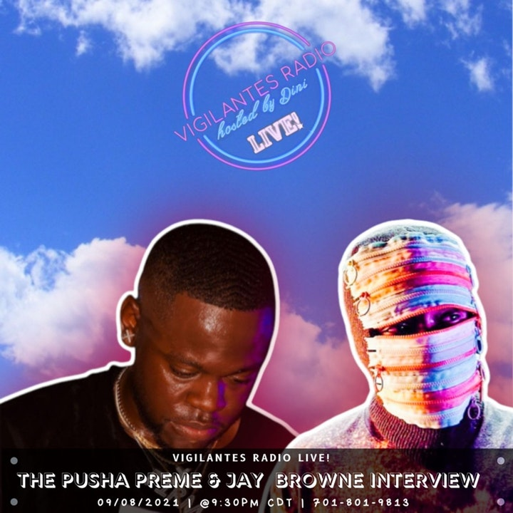 The Jay Browne & Pusha Preme Interview.
