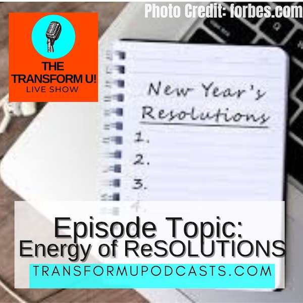 How to Apply the Energy of New Years ReSOLUTIONS