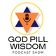The God Pill Wisdom Show Album Art