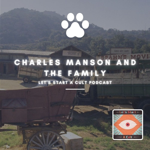 Charles Manson And The Family Image