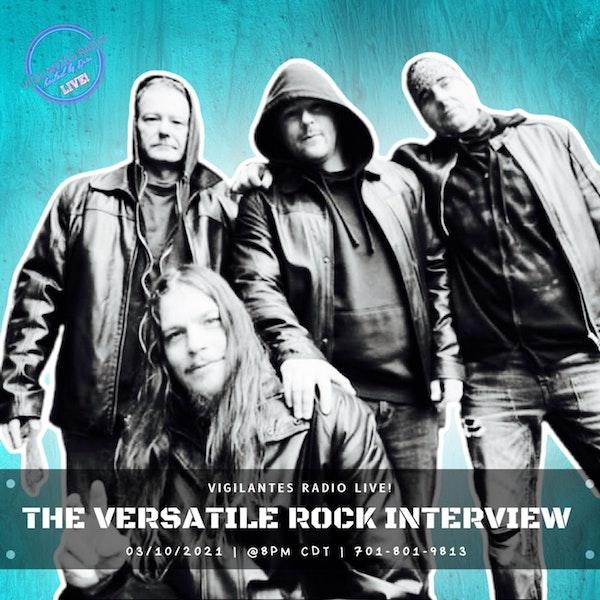 The Versatile Rock Interview. Image