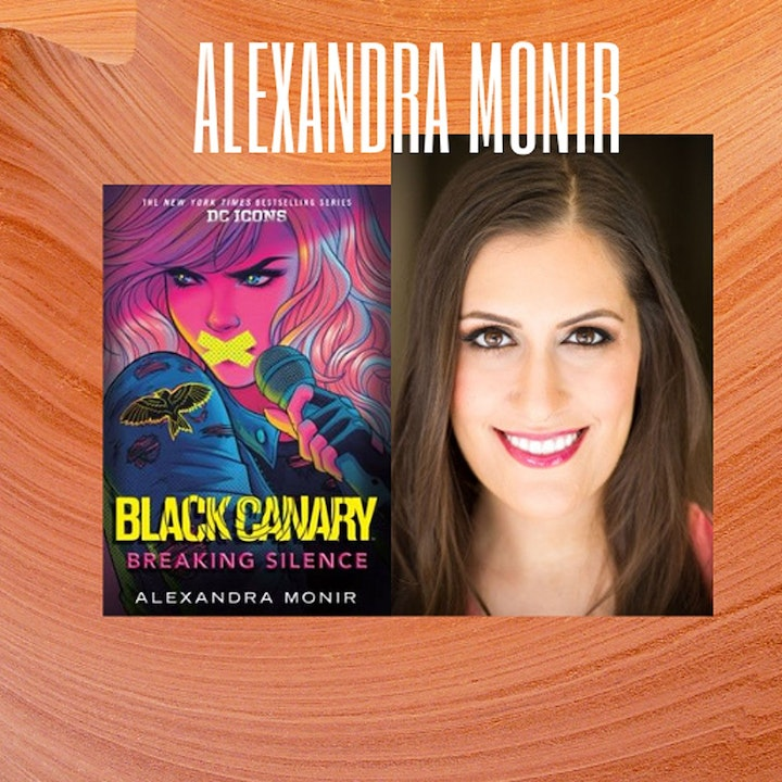 Alexandra Monir Black Canary Breaking Silence